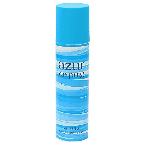 PUIG AZUR desodorante vaporizador 200 ml