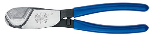 of hard wire cutters dec 2021 theres one clear winner Klein Tools 63030 Cable Cutter Coaxial 1