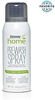 Amway Legacy of Clean Prewash Spray Canister 12.3oz New (12.3 Oz) (3 Pack(12.3 Oz))
