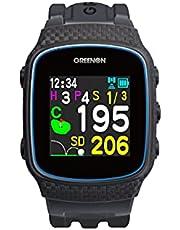 GreenOn(グリーンオン) ザ・ゴルフウォッチ ノルムII [ブラック] ※みちびきL1S対応 カラー液晶 THE GOLF WATCH NORM II 外形寸法:62.7(高さ)×40.8(幅)×11.8(厚さ)mm 腕周り:140~220mm