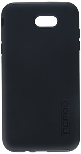 Incipio DualPro Samsung Galaxy J7 (2017) Case with Shock-Absorbing Inner Core and Protective Outer Shell for Samsung Galaxy J7 (2017) - Iridescent Blue
