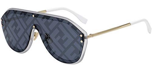 FENDI Gafas de Sol FABULOUS FF M0039/G/S MATTE CRYSTAL/BLUE 99/1/145 unisex