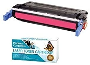 Ink Now Premium Compatible Magenta Toner for HP Color LaserJet 4700, 4700DN, 4700DTN, 4700N printers, OEM Part Number Q5953A Page Yield 10000