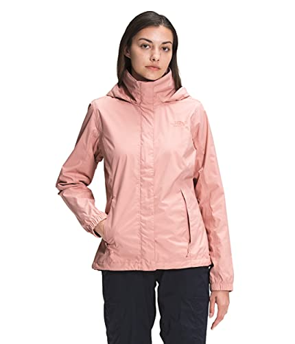 The North Face Women's Resolve 2 Jacket, Rose Tan, XS