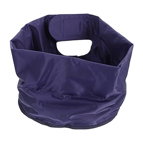 Healifty Gorra de alivio de dolor de cabeza y migraña usada para migrañas y alivio de dolor de cabeza de tensión, cómodo azul