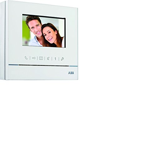 "Niessen welcome - Monitor color 4,3"" -m auricular blanco"