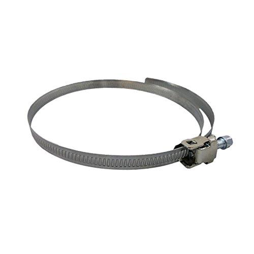 Airtech Collier de serrage pour conduit flexible 125 mm