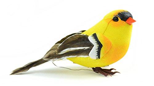 American Goldfinch Bird, 4-Inch