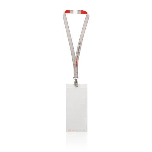 McLaren Vodafone Kartengurt/Eintrittskartenhalter für Formel 1 Tickets