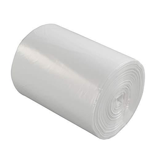 Ucake 10 l Bolsas de Basura Sacos de Basura, Color Blanco, 105 Unidades