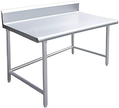 KPS Commercial Stainless Cheap sale Steel Work Prep Table New Free Shipping with 48 Cros x 30