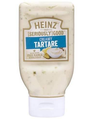 Heinz Squeezy Tartare Ernsthaft gute Mayonnaise 295ml