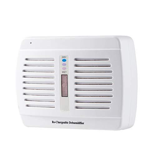 Buy Discount Renewable Dehumidifier,Dehumidifiers for Closet,Compact Portable Rechargeable Air dehum...