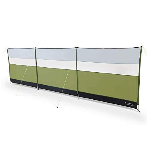 Kampa Dometic Windschutz, 4-polig, Grün