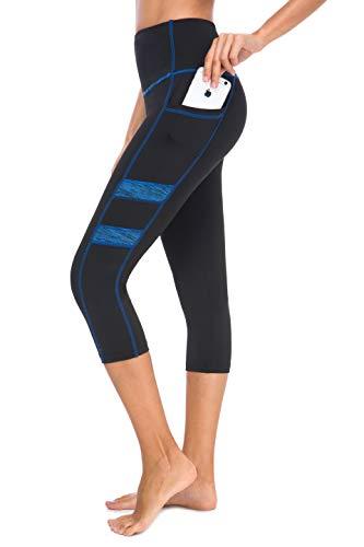 Sugar Pocket Womens Workout Cparis Running Pants L(0305)