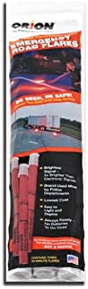 Orion Safety Products 3073 30-Minute Road Flare, 3-Pk. - Quantity 6
