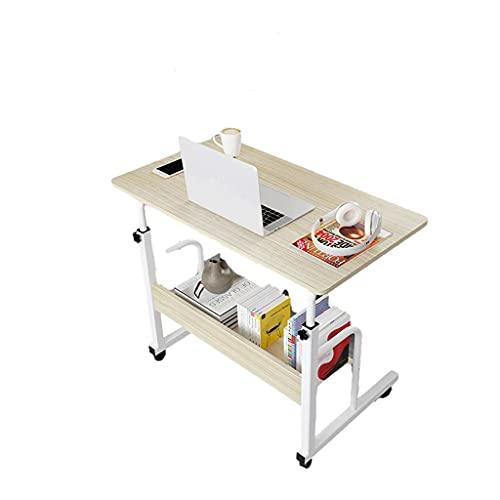 Escritorio de la oficina de la computadora de escritorio, escritorio, de pie, computadora portátil ajustable para espacios pequeños, trabajo portátil, escritura, mesa de estudio, juegos de PC modernos