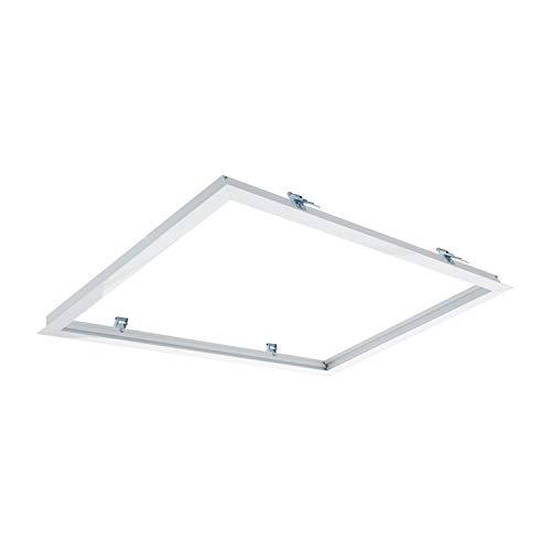 LEDKIA LIGHTING Marco Empotrable para Paneles LED 60x30cm BlancoBlanco