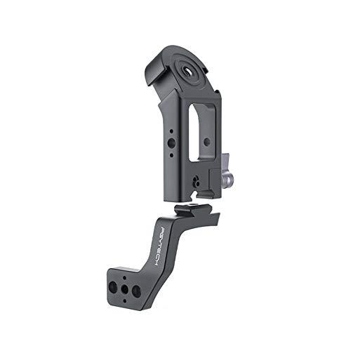 Yivibe PGYTECH Handgrip Mount Plus para dji Ronin SC Manden Gimbal Cámara Soporte de la cámara de Aluminio Aleación DSLR Adaptador para dji Ronin S (Color : Handgrip Mount)