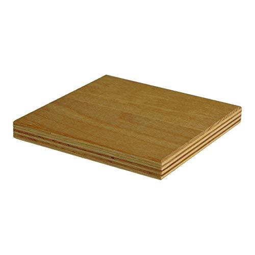 STIER Werkbankplatte Buche Multiplex BxTxH 2000x600x40 mm