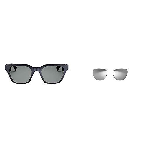 BOSE FRAMES ALTO ワイヤレスオーディオサングラス & オプション偏光レンズ ミラードシルバー