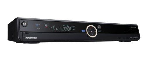 『TOSHIBA VARDIA 地上・BS・110度CSデジタルチューナー搭載ハイビジョンレコーダー HDD1TB RD-E1004K』のトップ画像
