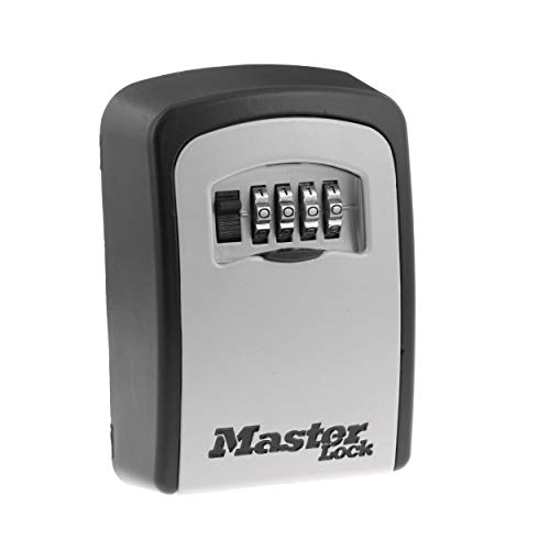 MASTER LOCK Caja fuerte para llaves [Mediana] [Montaje mural] -...