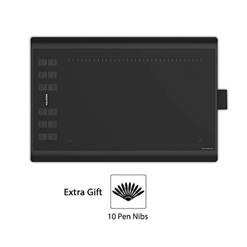 HUION New 1060PLUS Tableta Grafica, 8192...