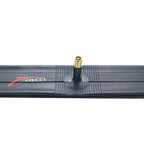 Fincci 700 x 35c 38c 48mm Cámara de Aire Schrader Válvula