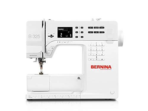 Bernina 325 Nähmaschine, EINFACH, GENIAL, STYLISCH, 3ER Serie, für Junge Kreative
