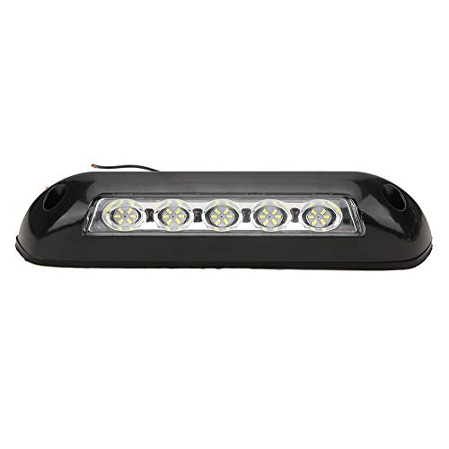 Foco LED, Yctze 12V 2.6W Foco LED IP67 Lámpara de Iluminación Impermeable para Toldo RV Yacht