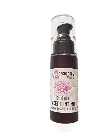 Aceite intimo - 50ml. Oleo de uso intimo para el cuerpo y zonas intimas
