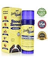 Handy Hound SnoutScreen All Natural Nose Balm and Sunscreen - 2 oz.