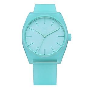 adidas Process_Sp1.Silicone Correa Relojes De Los Hombres, 20 Mm Anchura (0,38 Mm)