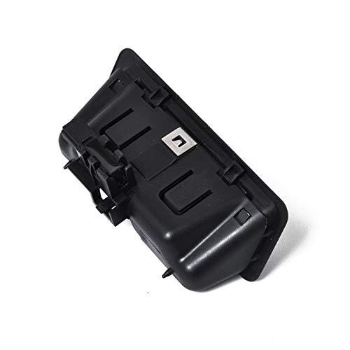Daojun Tronco de Bloqueo de botón Interruptor de liberación 51247118158 Forma for el BMW Serie 1 3 5 X1 X5 X6 118d 120d 125i 316i 318i 320i 325i 520i 520d