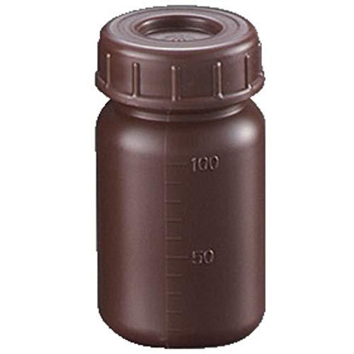 サンプラ PE広口遮光瓶 100ml 2910 200個