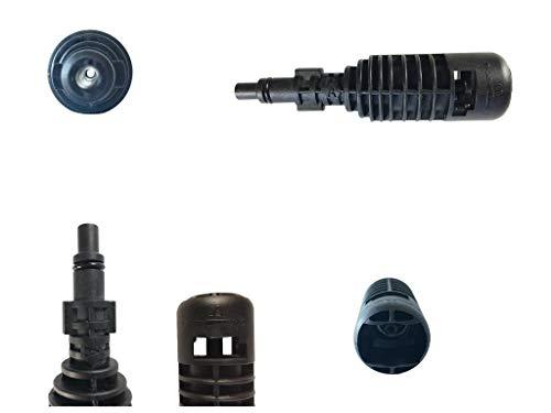 Adapter für Parkside Lidl PHD 100 A1 B2 C2 D2 E3 und PHD 150 A1 B2 C2 D3 passend für Kärcher Zubehör
