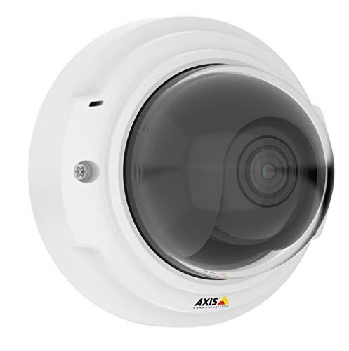 AXIS 01056-001 Telecamera di sorveglianza di rete Dome 3,9 W, 48 V, Bianco