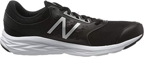 New Balance 411 H, Zapatillas de Running Hombre, Negro (Black Black), 50 EU