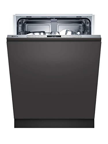 Neff S255HTX15E N 50 XXL-Vollintegrierter Geschirrspüler, 12 Maßgedecke, 60cm