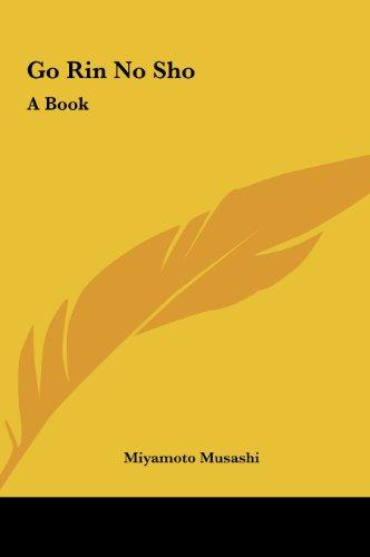 Go Rin No Sho: A Book