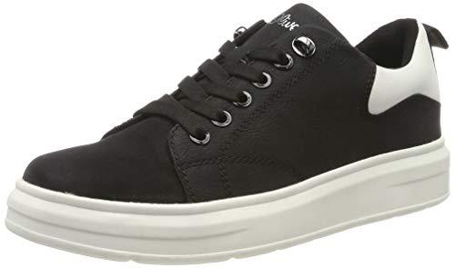 s.Oliver Damen 5-5-23627-33 001 Sneaker Schwarz (Black 001), 37 EU