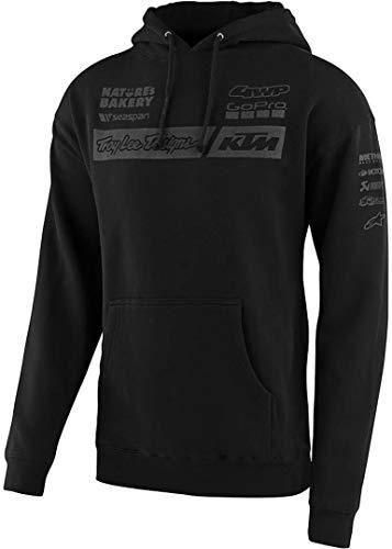 Troy Lee Designs Hoody KTM Team Schwarz Gr. L