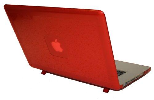 mCover hochwertigem Polycarbonat Hülle Schutzhülle Notebooktasche Hard - Shell - Case Tasche für Apple Macbbok Pro 15,4 Zoll (Modell A1286, mit DVD-Player) (**Nicht kompatibel mit MacBook Pro 15,4 Retina Display**) - Schwarz