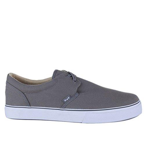 HUF Skateboard Schuhe Genuine Grey - Sneaker Shoes Sneakers, Schuhgrösse:41