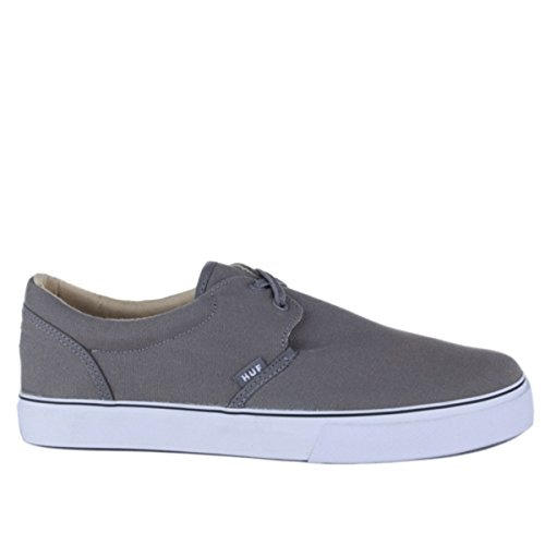HUF Skateboard Schuhe Genuine Grey - Sneaker Shoes Sneakers, Schuhgrösse:41