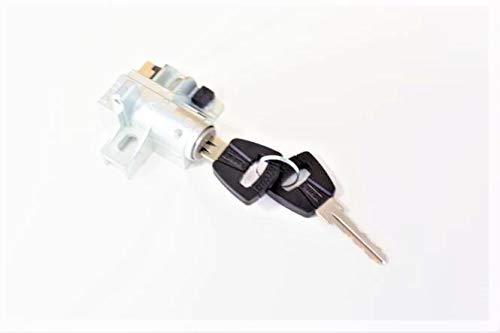 Bosch Rahmenakku Abus Schließzylinder, schwarz-Silber, Einheitsgröße