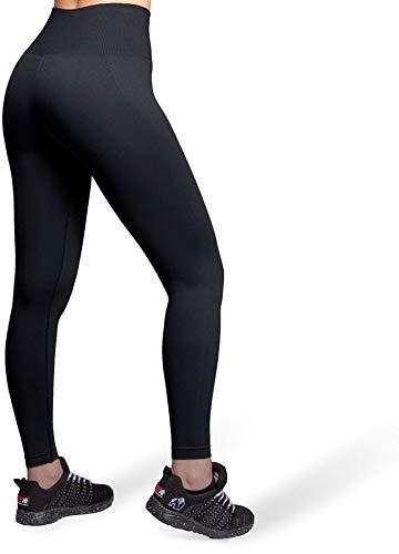 GORILLA WEAR Yava Seamless Leggings, schwarz, S/M
