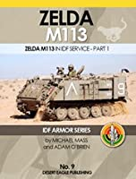 IDF ゼルダ ZELDA M113 in IDF Service - Part 1 - Fitters IDF Armor Series No.9