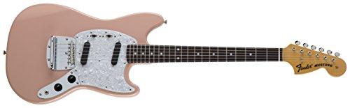 Fender MIJ Traditional '70s Mustang Rosewood Flamingo Pink